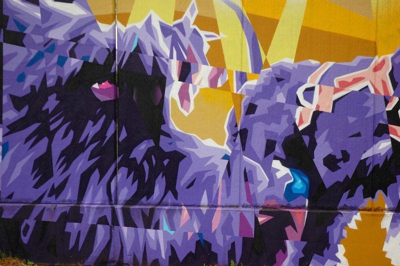 Street Art Milan Meeting Of Style