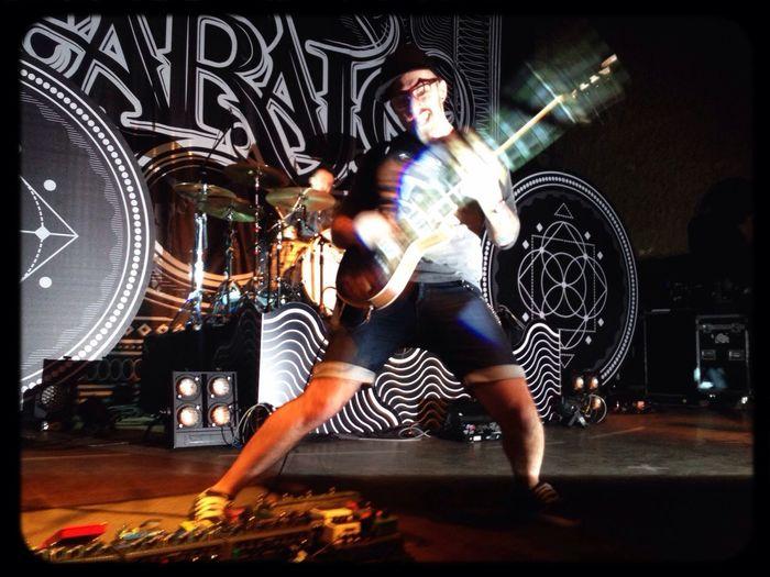 Puro Rock con @carajoweb cobertura de Popckorn Tonight Is The Moment - 2014 EyeEm Awards