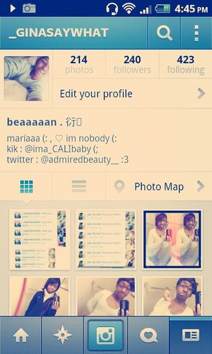 Folllow My Instaa (: