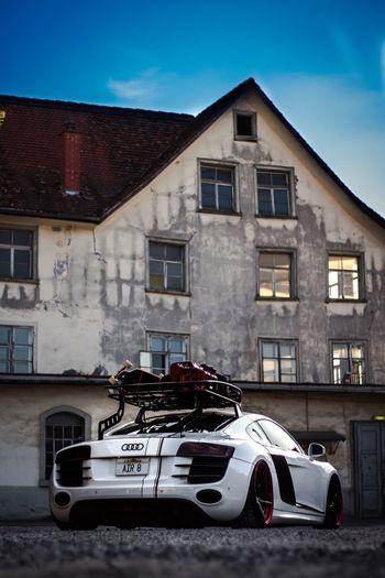 R8 Audi Audi