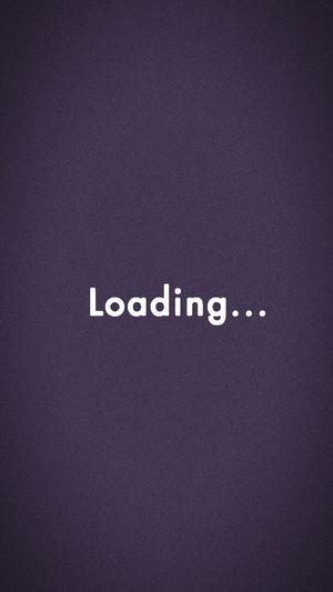 Loading!!!!
