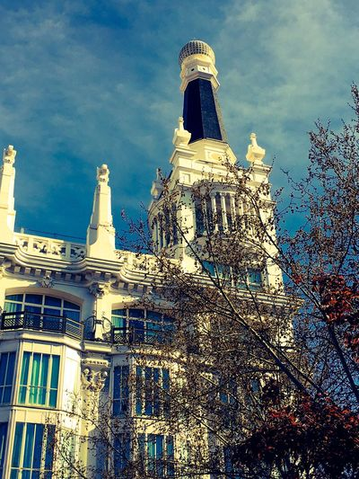 Madrid CityWalk Architecture Urbanarchitexcture