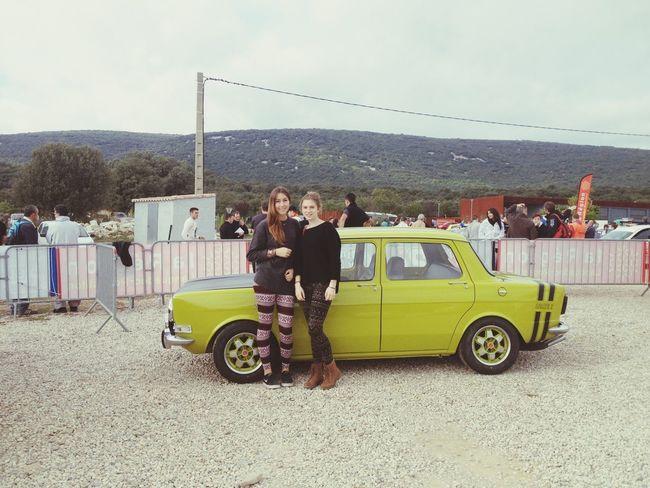rallye! Voiture Retro Rallye