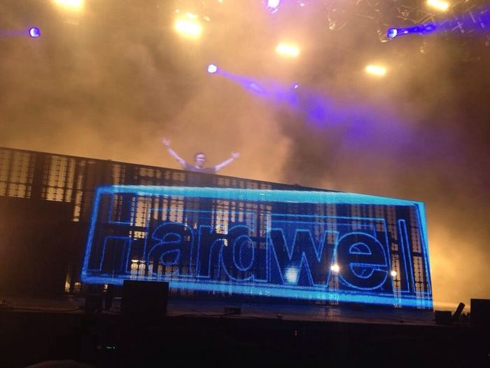 Friends Hardwell Good Night ♡♡ HARDWELL 2014 Fuck Yeah !