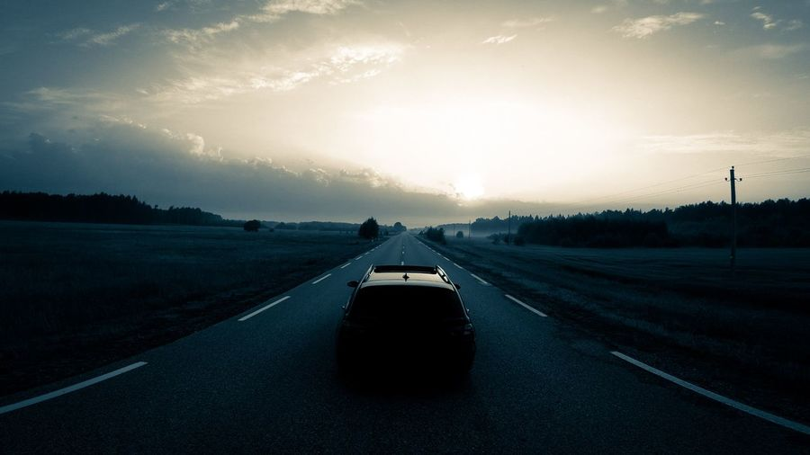 Bmw BMwworld Bimmer бумер Lithuania Mist Outdoor Outdoorshot Outdorphoto GoProhero6 Horizon Over Land Outdoor Photography Horizon Cars Road Fog Street Road Sign Sky Landscape Winding Road Empty Road Two Lane Highway Road Marking Asphalt Zebra Crossing Dividing Line Highway Country Road Vehicle