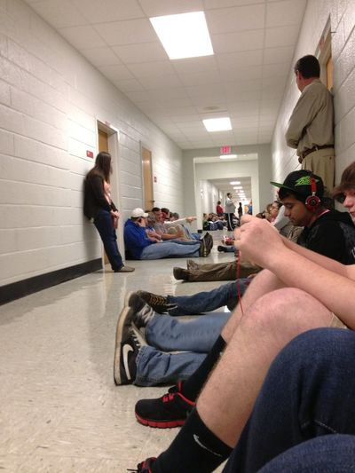 Tornado Drill-Code Red