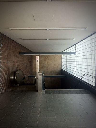 U-Bahn Modern Architecture