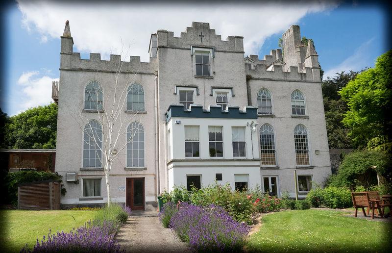 Abbey Architecture Building Exterior Celbridge Exterior Ireland Iris Jonathan  Swift