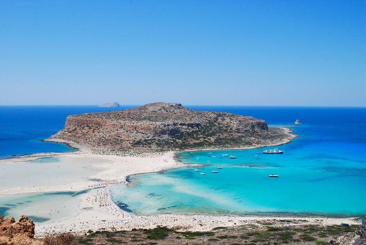 Balos Greece