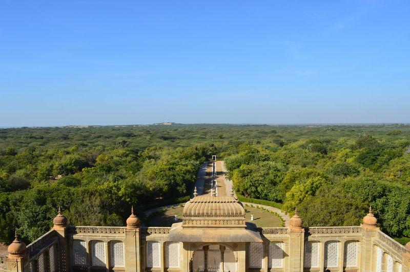 Vijay Vilas Palace, Mandvi Ancient Ancient Civilization Architecture Building Exterior Built Structure Day History Nature No People Outdoors Sky Tree