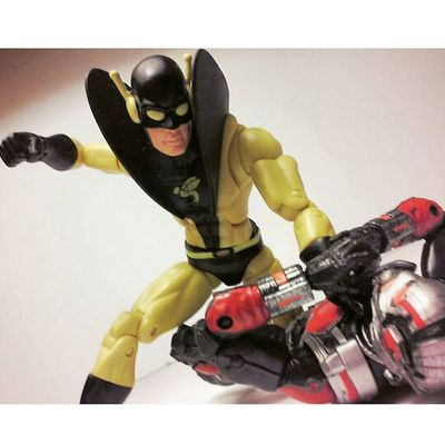 """""""You thought you could Change the future!!,Your just a theif!"""" Marvellegends Infiniteseries Yellowjacket Antman Scottlang Daroncross Hankpymm Tcb_peekaboo Tcb_flyupandaway Toys4life Articulatedcomicbook Actiontoyart Toysrmydrug Actionphotography Figures Figurelife Figurecollection Collection Collector Manchild Nerd Hasbro Daroncross Avengers Toyslagram theavengers"""