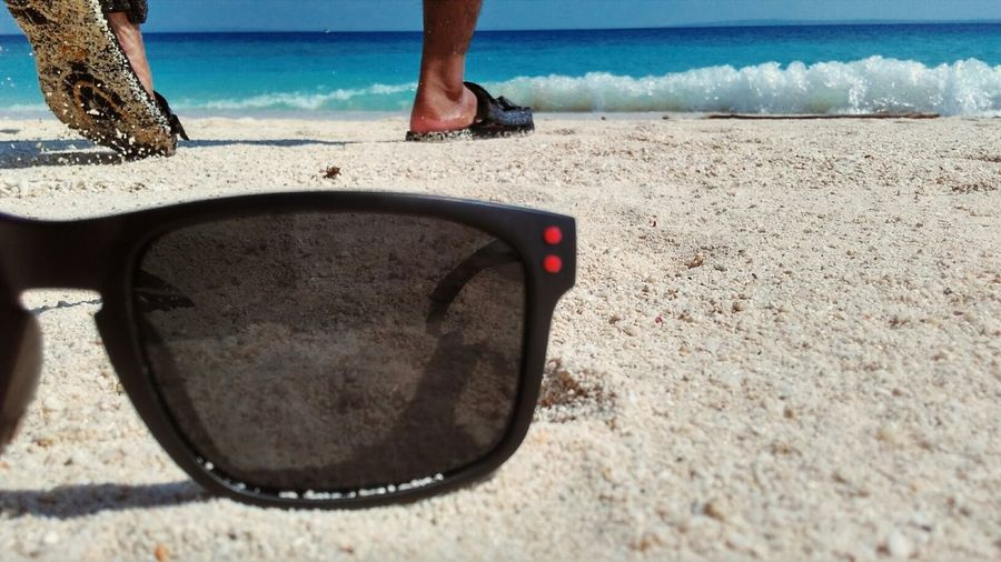 Holiday POV Fun Beach