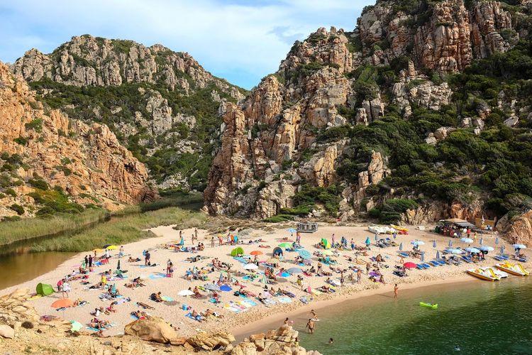 Li Cossi beach Beach Plage Sardegna Sardinia Beachphotography Beach Life
