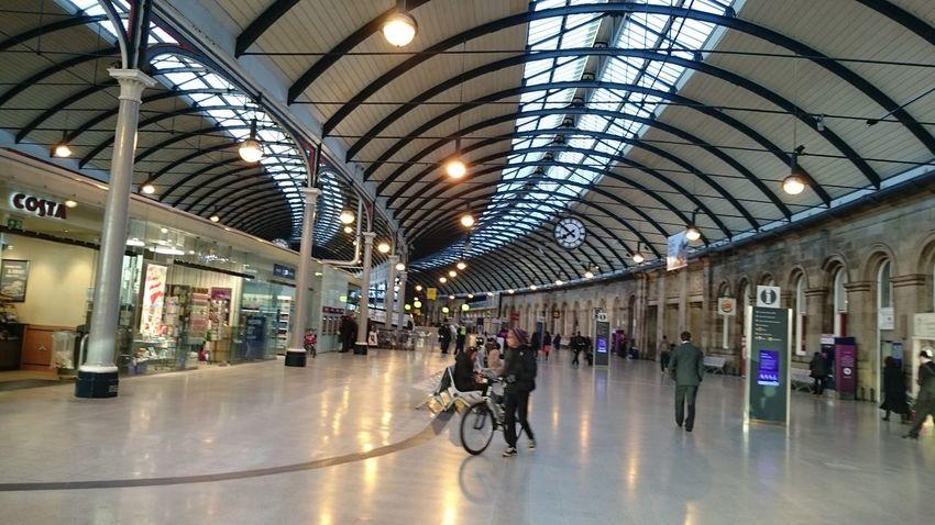 Train Newcastle Upon Tyne