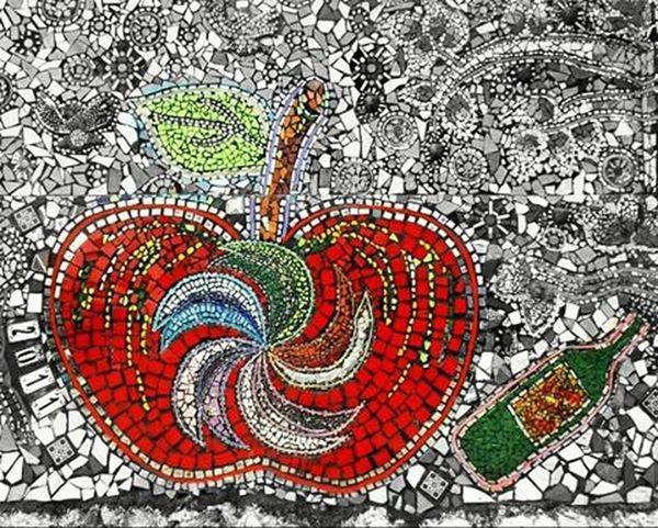 Mosaico monumental de Zacatlán  de las manzanas elaborado por Trish Metzner-Lynch 😍 😍 Colorsplash_mx Pueblea Explorazacatlan Explorapuebla Loves_mexico Loves_puebla IG_MEXICO Igerspuebla Igerschiapas Igerstabasco Ig_Puebla Puebla Pasionxmexico
