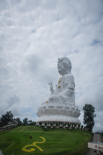 Wat Huai Pla Kha Guanyin Statue Guanyin Guanyin Budha Guanyin Temple Measure Measure Spoon Measure Tape Measure, Measurement Measurement Tape Measurement, Monitor, Operation, Performance, Measurements Measures