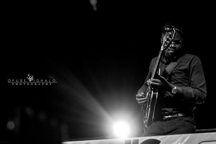 Ofureighalo Reycortez Blackandwhite Concert Photography