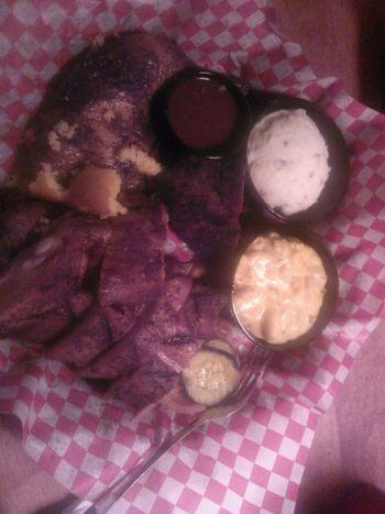Dinner from last night
