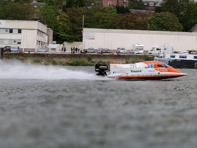 motonautique Water Boat speed