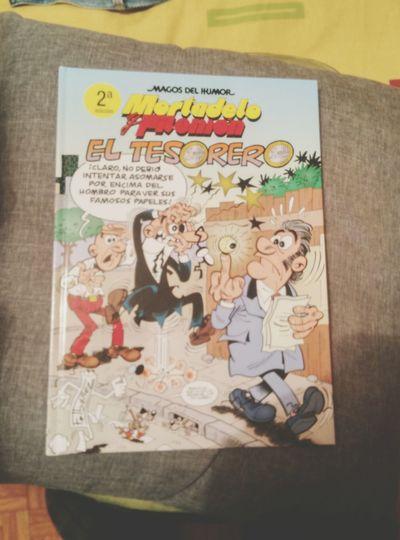 Comic Tebeo Mortadelo Filemon