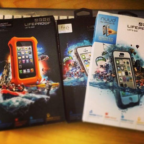 Coole neue Hüllen fürs iPhone von lifeproof - freuen uns schon aufs baden ;-) #gadget #vsco #iPhone #vscocam #hülle #vscogood IPhone Vscocam Gadget VSCO Hülle Vscogood