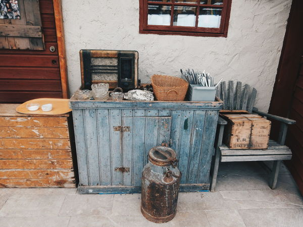 rustic styled restaurant Old Fashion Style Rustic Beauty Rustic Style Rustic Restaurant Still Life Detail Part Of