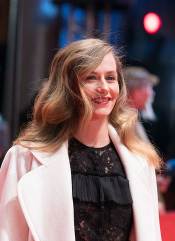 Berlin, Germany - February 24, 2018: Belgian actress Cecile de France attends the closing ceremony during the 68th Berlinale International Film Festival Berlin at Berlinale Palast AWARD Closing Ceremony Film Festival Portrait Of A Woman Woman Actress Arts Culture And Entertainment Belgian  Berlinale Berlinale 2018 Berlinale Festival Berlinale2018 Cecile De France Entertainment Entertainment Event Focus On Foreground Front View Looking At Camera Mass Media One Person Portrait Posing Posing For The Camera Red Carpet Red Carpet Event