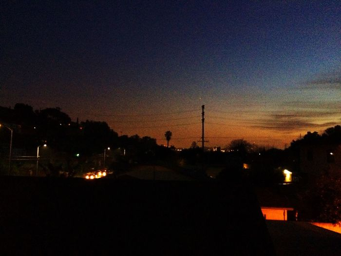 Lincoln Heights Sun Set
