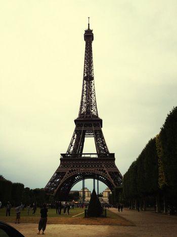 Beatiful Paris Tour Eiffel L'amour it was great here!?
