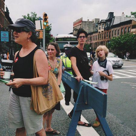 Streetphotography Park Slope Streetfair Streetcolour