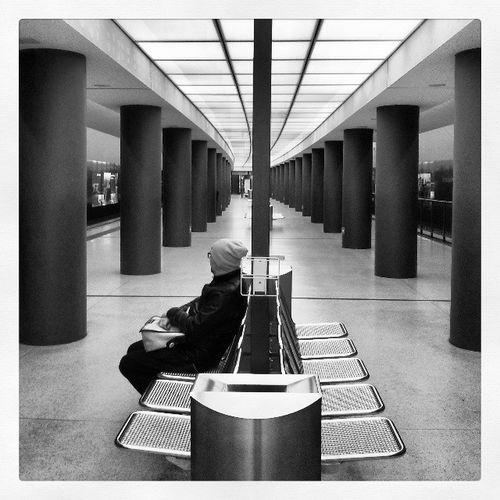 Warten auf die U55