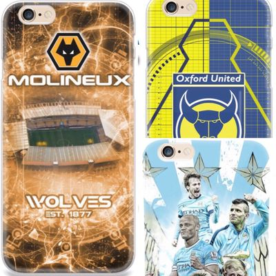 Here's an example of Club legends logos stadiums designs done for phone cases want one? We do all clubs! Stores.ebay.co.uk/pukkacustomproducts or msg me on here (we do ur pics too family etc) 😜👍