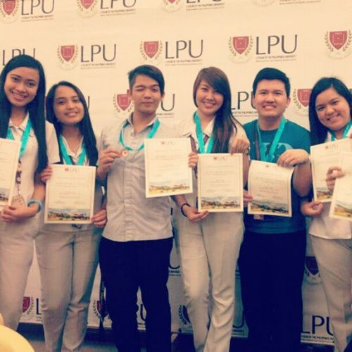 Recognition day! Medal Certs CLHS 401 @marynovie @ariane03 @carlguinto19