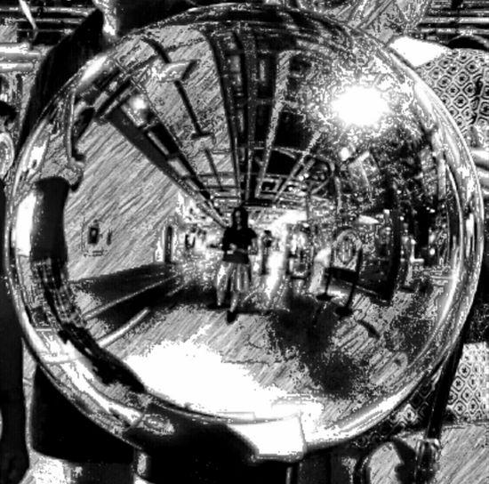 Science Center Warsaw Mirror