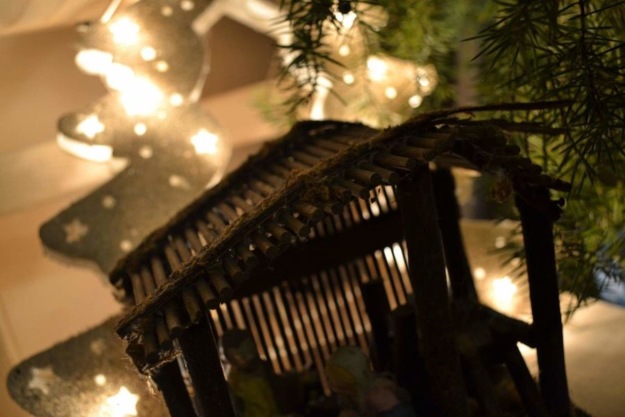Nofilter Christmas Tree Christmastime Christmas Lights NativityScene Christmas Ornaments Christmasspirit Christmas Spirit Christmas Lights