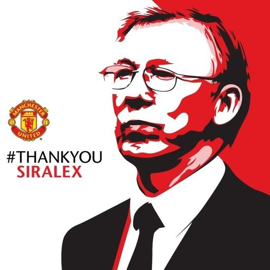 Manchester United Retirement Sir Alex Ferguson
