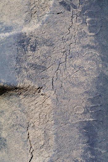 Full frame shot of cracked surface