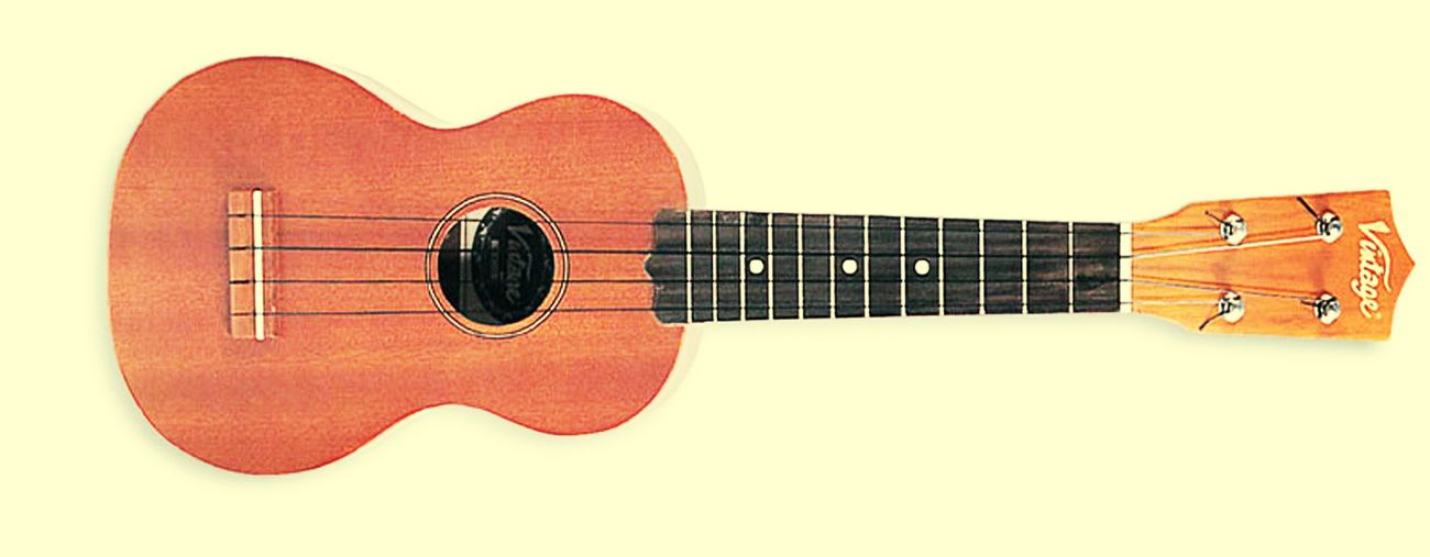 What Does Music Look Like To You? Ukulele Music Instrument TinyTim