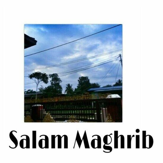 Salammaghrib Blackout