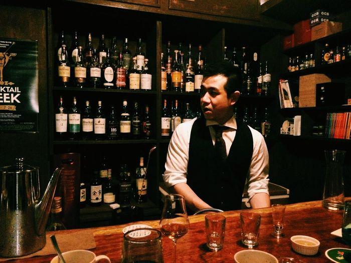 Cocktails Alcohol Bartender Bar