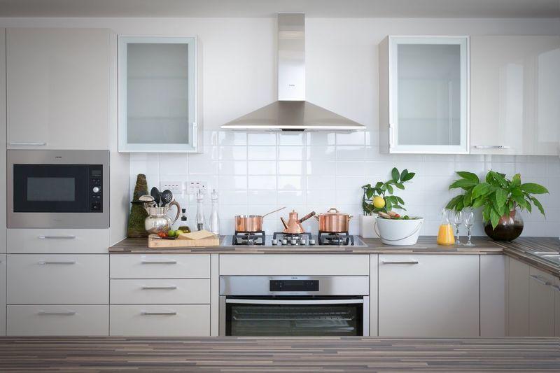 Beautiful Kitchen Luxury Living Modern Architecture Interior Design Visit Oman