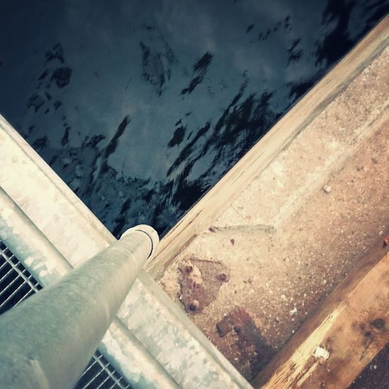 Looking down.. Water Goodmorning EyeEm  MADE IN SWEDEN
