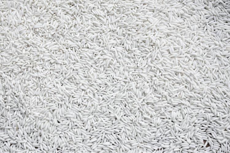 Full frame shot of white