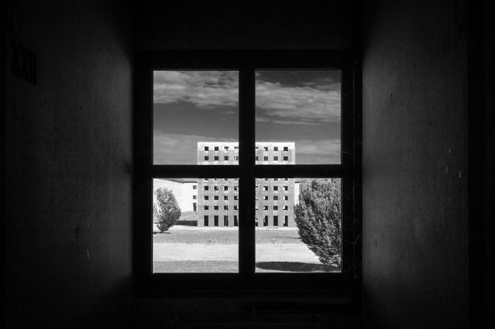 Cross Window Architecture The Architect - 2018 EyeEm Awards