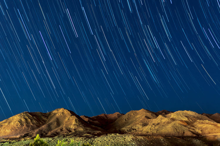 Star Trails at
