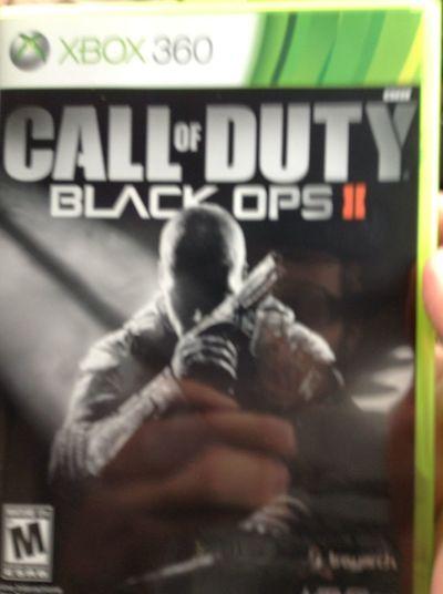 Got Blackops 2