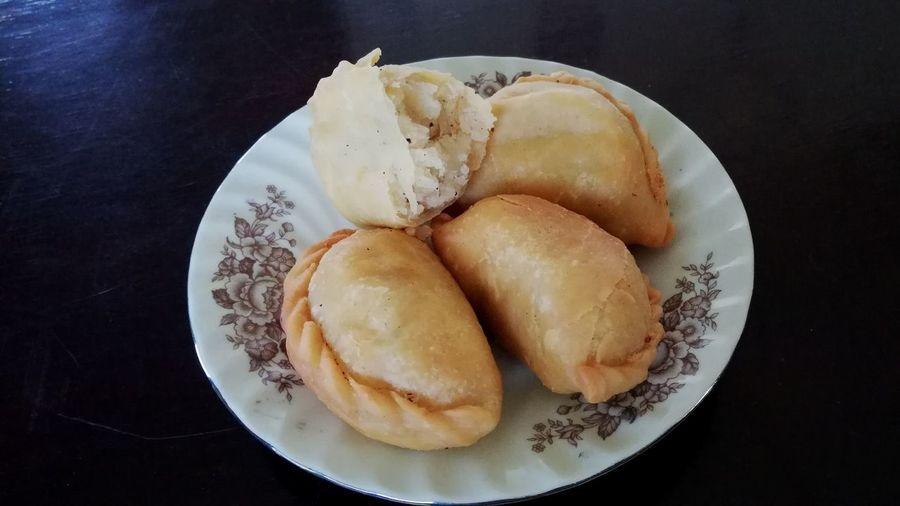 Gratted cassava