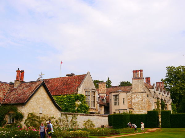 Adult Anglesey Abbey Architecture Building Exterior Built Structure Day Men National Trust National Trust 🇬🇧 Nature Outdoors People Real People Sky