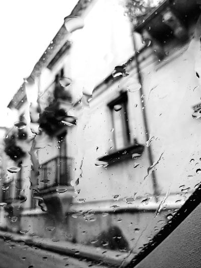 Wet Drop Glass