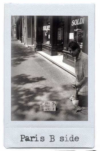...but B Side is never far away! Street Life Blackandwhite Streetphotography